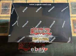Yugioh Movie Pack Secret Edition Factory Sealed Display Booster Box 1st Edition